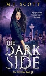 Book Cover The Dark Side by M.J. Scott