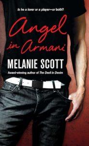 Book cover Angel in Armani by Melanie Scott
