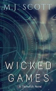 Book cover for Wicked Games by M.J Scott